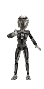 A Toasted Cylon