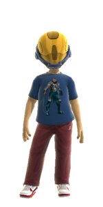 BuzzerBeater911's photos - Xbox Live Avatar