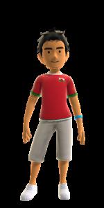 The Xbox 360 Thread Avatar-body