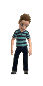 IANsters Xbox 360 avatar