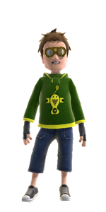 Current Xbox Avatar