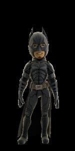 Shh I am Batman
