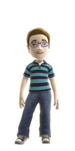 My gamer avatar