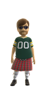 Xbox Live Current Avatar