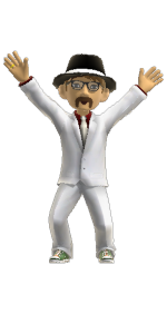 Gamer avatar