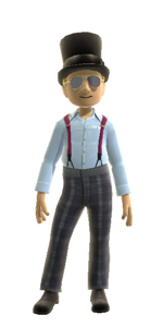 xbox avatar for voncox
