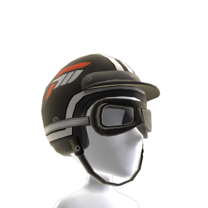 Hit The Track And Your Apexes Wearing Official Forza Motorsport 3 Open Face Helmet 160MS MF