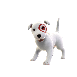 Target Bullseye Avatar Prop XBOX Dog Dashboard FREEBIE